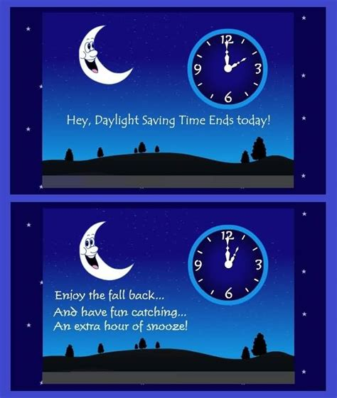 amazing daylight saving time ends pictures