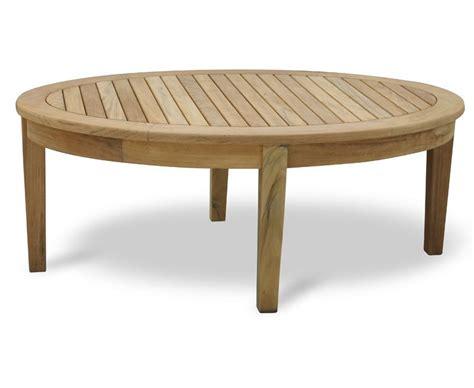 teak oval coffee table
