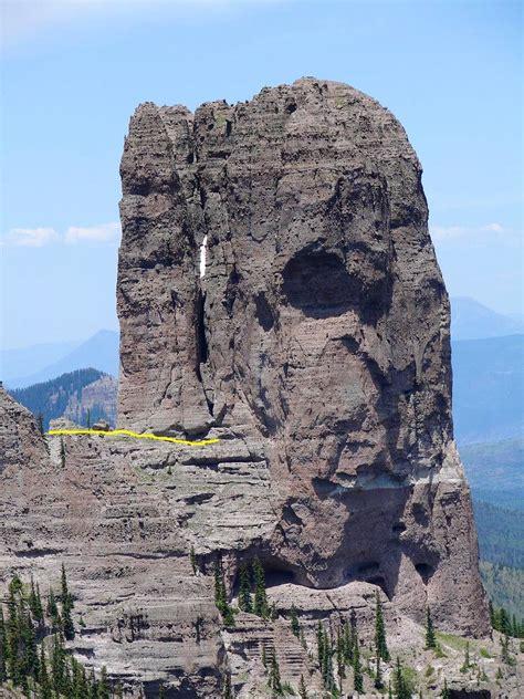 Chimney Rock : Photos, Diagrams & Topos : SummitPost