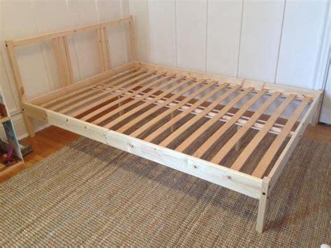 Ikea Bett Kiefer by Pine Ikea Bed Frame City