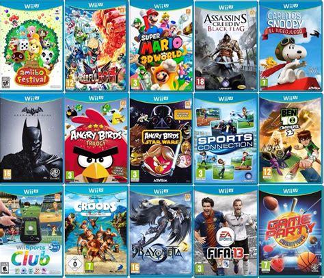 Todos los juegos de nintendo switch en un solo listado completo: Wii u oferta / ruimtewandeleninhetpark.nl