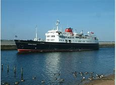 MV Hebridean Princess Wikipedia