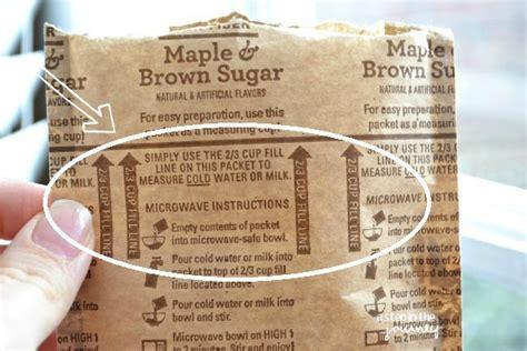 Quaker Microwave Oatmeal
