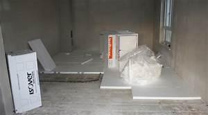 Fußbodenheizung Aufbauhöhe Dämmung : die d mmung unter der fu bodenheizung wird eingebaut ~ Articles-book.com Haus und Dekorationen