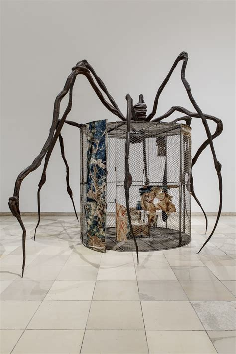 louise bourgeois spider cell  moma