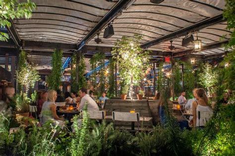 gallow green the rooftop garden bar restaurant