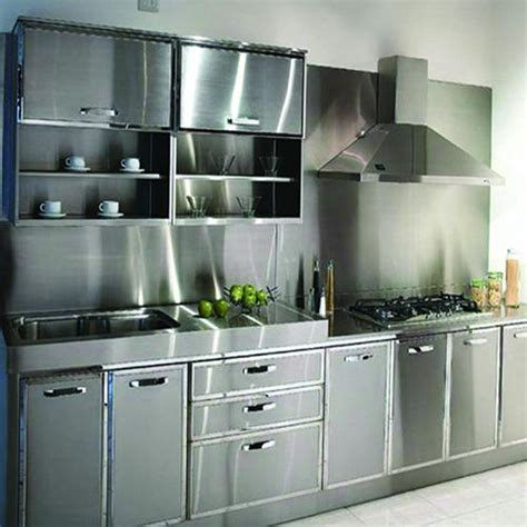 stainless steel kitchen cabinet  rs  piece