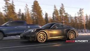 2019 Porsche 911 : 2019 porsche 911 spy video youtube ~ Medecine-chirurgie-esthetiques.com Avis de Voitures