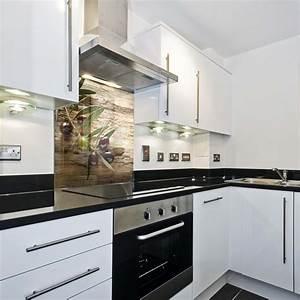 kuchenruckwand spritzschutz kuche gehartetes glas ruckwand With rückwand küche glas