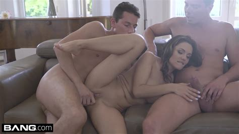Bang Gorgeous Dominica Phoenix Hardcore Dp Threesome Porndoe