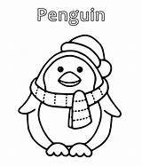 Penguin Coloring Penguins Cartoon Sheets Colour Drawing Printable Colours Getdrawings Template Getcoloringpages Coloringpages234 sketch template
