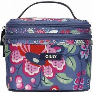 Oilily Beauty Case : oilily kosmetiktasche oilily beauty case square cosmetic bag denim blau ~ Orissabook.com Haus und Dekorationen