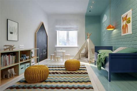 Industrial Children Room Ideas