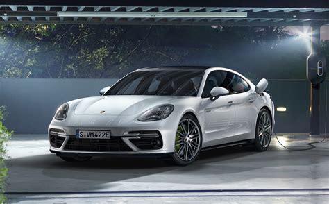 Porsche Confirms Panamera Turbo S E Hybrid For India