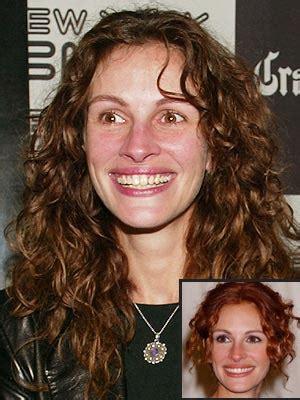 julia roberts  makeup