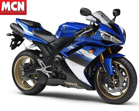 New Colours For The 2008 Yamaha R1 Motorcycle