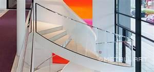 Treppe Mit Glasgeländer : treppen mit glasgel nder ~ Sanjose-hotels-ca.com Haus und Dekorationen