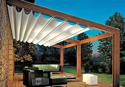 Sonnenschutz Terrasse Holz by Pergola Markise Things To Make