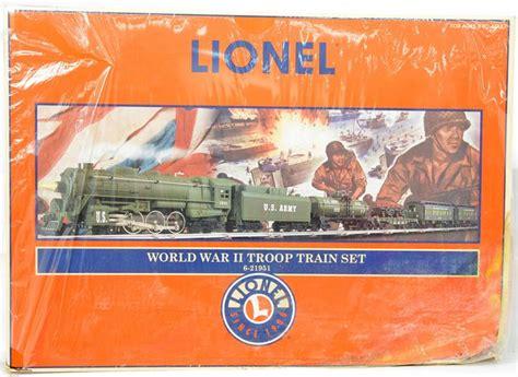 Lionel 621951 World War Ii Troop Train Set