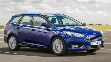 Ford Focus Estate News and Reviews