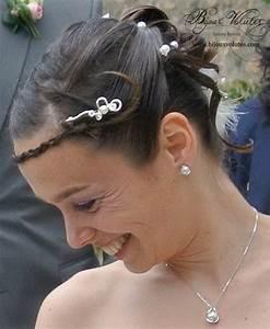 Coiffure Mariage Cheveux Courts Photos : accessoires coiffure mariage cheveux courts ~ Melissatoandfro.com Idées de Décoration