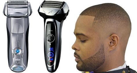 electric shaver black men life