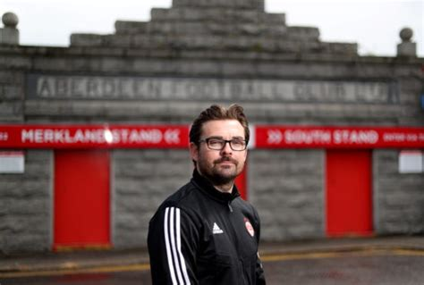 Stuart Bathgate grabs chance to steer Aberdeen Women ...