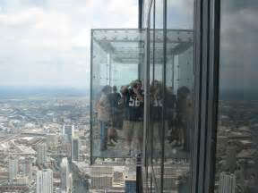 Willis Sears Tower Skydeck Chicago