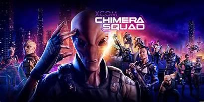 Xcom Squad Chimera Wallpapers 5k 4k Games