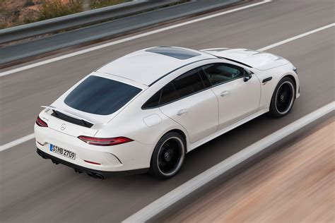 Voiture 4 Porte by Mercedes Amg Gt 4 Door Ride Impressions Car Magazine