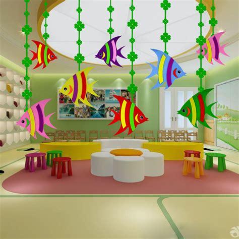 Kindergarten Decoration by Usd 4 10 Kindergarten Hanging Decoration Mall Shop