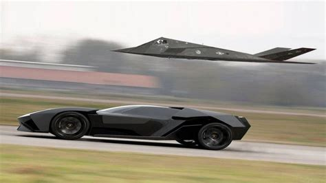Lamborghini Ankonian Concept 2016