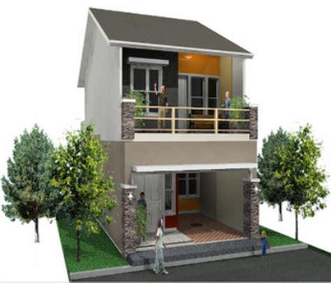 desain rumah type  berlantai   desain properti