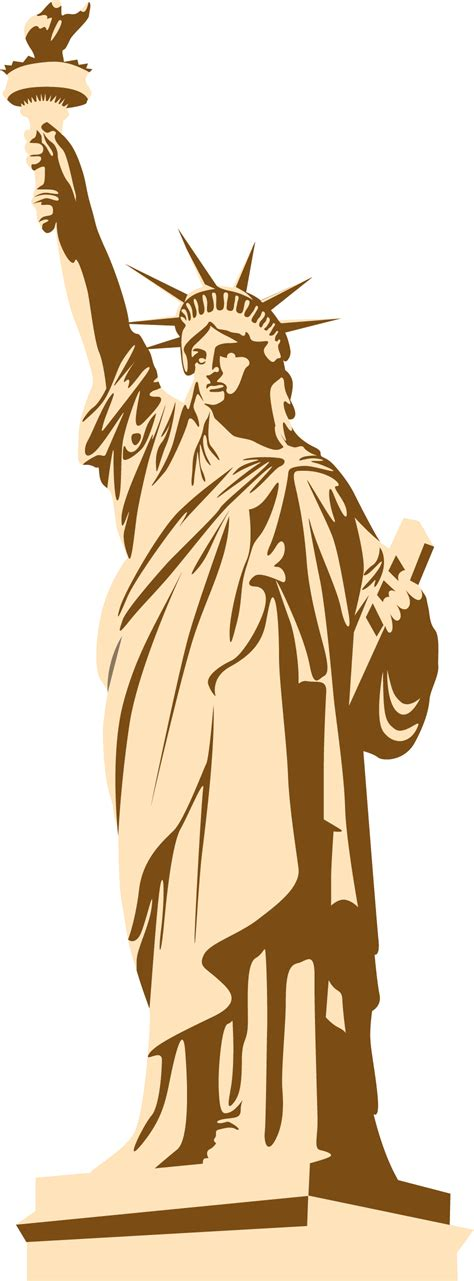 Statue Of Liberty Clipart Statue Of Liberty Png Transparent Free Images Png Only