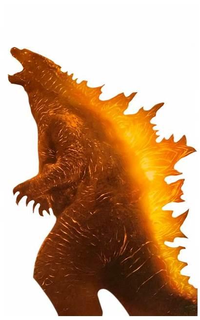 Godzilla Burning Deviantart Renders Favourites