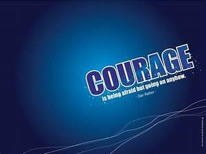 Download Courage Motivation Wallpaper 1600x1200 ...