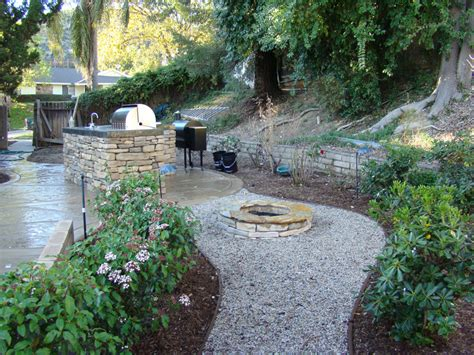 pits designs landscapes landscaping fire pits