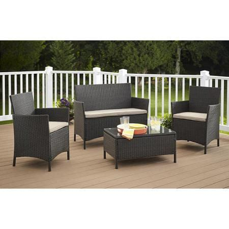1000 ideas about patio conversation sets on outdoor dining set wicker and patio