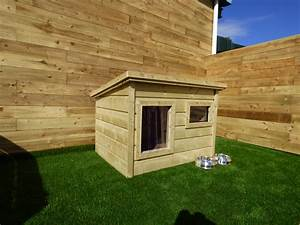 Insulated dog house ireland funky cribs for Insulated dog houses for large dogs