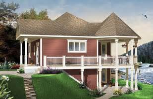 House Plans with Walkout Basement