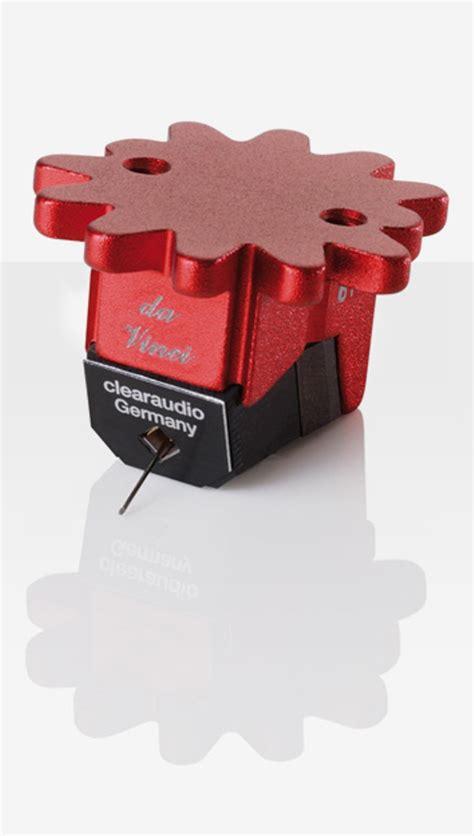 Clearaudio Da Vinci V2 Mc Cartridge  Home Media