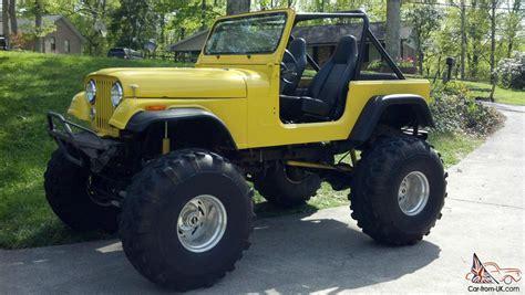 cj jeep wrangler 1989 jeep wrangler 1969 cj rock crawler 350 chevy crate