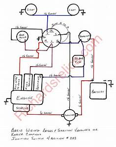 Briggs And Stratton Ignition Switch Diagram