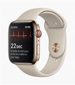 Apple Watch Series 4 Boasts Larger Display ...