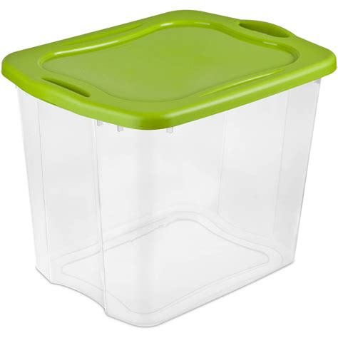 Plastic Storage Boxes With Handles
