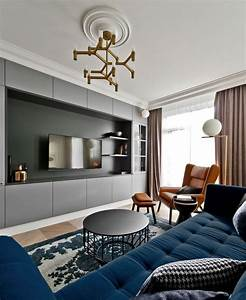 Living room trends designs and ideas 2018 2019 living for Interior design kitchen trends 2018