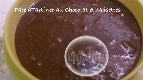 pate a tartiner au chocolat et noisettes au thermomix cook time