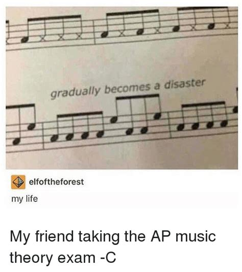 Music Theory Memes - funny exam memes of 2017 on sizzle finals meme