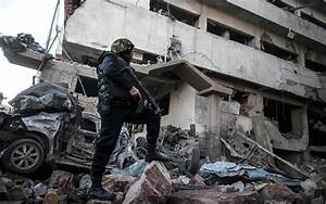 Deadly explosion rocks police station in Egyptian city of ...