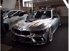Krasses Ouftfit Garage Everyn BMW M3 F80 Bodykit